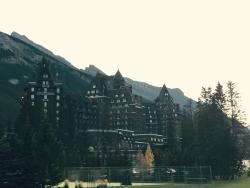 Historical Banff Springs Hotel Tour