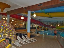 Prostory velkého bazénu.