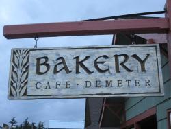 Cafe Demeter
