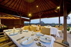 Sahaja Sawah Resort & Spa - Restaurant