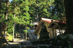 Hakusantyukyo Shrine