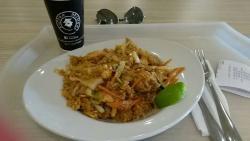 The best Thai food I've ever eaten! 😉✌