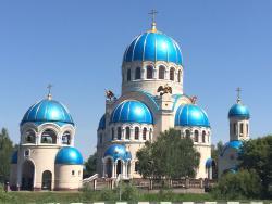Храм Троицы Живоначальной в честь тысячелетия Крещения Руси