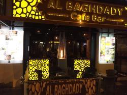 Baghdady Cafe