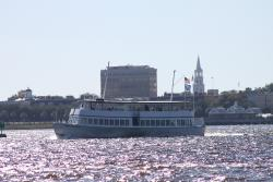 SpiritLine Cruises Charleston Harbor Tour