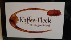 Kaffee-Fleck