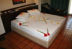 The Palms Hotel, Beruwala, Sri Lanka.