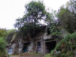 Insediamento rupestre di Vitozza