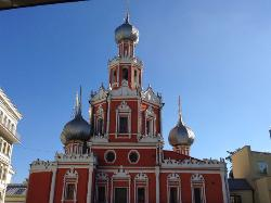 Храм Знамения иконы Божией Матери на Шереметевом дворе