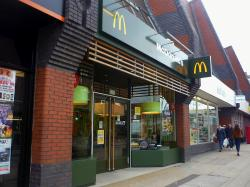 McDonald's - Delemere Street