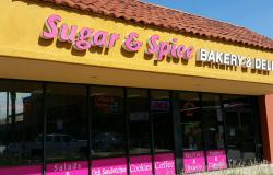 Sugar and Spice Cake Shoppe