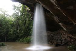 Sang Chan Waterfall (Long Ru Waterfall)