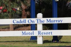 Cadell on the Murray