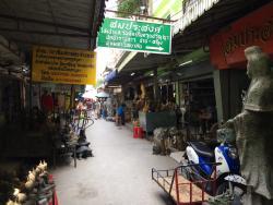 Ta Prachan market