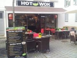 Hot Wok WOK+SOUPS Asia Quick Restaurant & Cafe