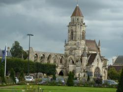 Abbaye aux Hommes (Men's Abbey)