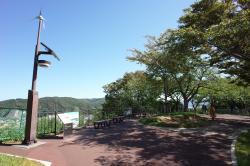 日和山公園内