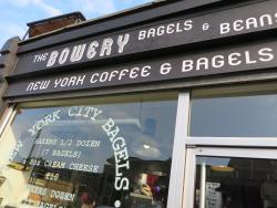 Bowery Bagels & Beans