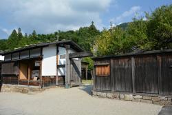 南木曽町博物館 (妻籠宿 本陣)