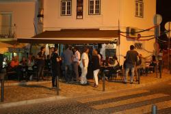 Grao de Cafe & Folha de Cha