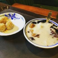 Pao Yun Taro Rice Balls