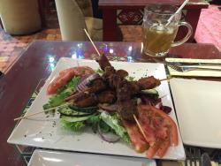 Restaurante Meknes-Rahma