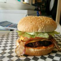 the village burgery