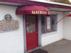 Szechuan Taste of Exeter