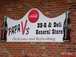 Papa V's BBQ and Deli