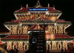 Thiruvambadi Krishna Shrine