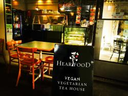 Heart Food Vegan Tea House