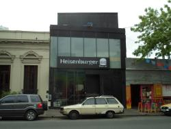 Heisenburger Lab