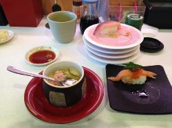 Kappa Sushi Toyohashi Iimura