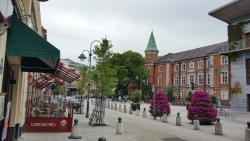 Looking Down Emmett Place in Cork (156459602)