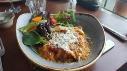 Beautiful, fresh Italian food bursting with flavour