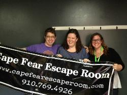 Cape Fear Escape Room