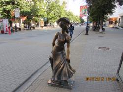 Modnitsa Pered Zaerkalom