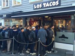 Los Tacos Skagen