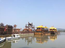Water Margin and the Three Kingdoms Scenic