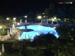 Room night view