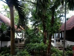 Another pic of the bungalows and setting...