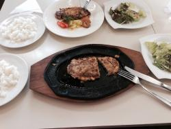 Western meat cuisine Oka