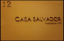 Casa Salvador, desde 1941