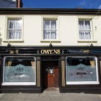 Frank Owens Bar