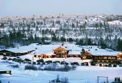 Storhogna Hogfjallshotell & Spa
