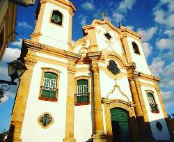 Museu de Arte Religiosa Paróquia do Pilar