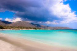 Praia de Elafonissi