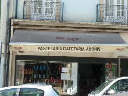 Pastelaria E Cafetaria Adonis