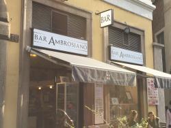 Bar Ambrosiano