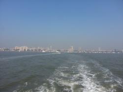 Ferry to Alibaug